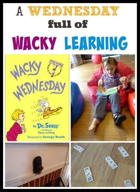 8 best wacky wednesday images on wacky 554   3dd9de15eb1fd08ce0d5aaef97af26fc wacky wednesday activities preschool preschool ideas