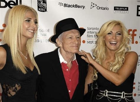 Hugh Hefner proposes to Crystal Harris, who's young enough ...