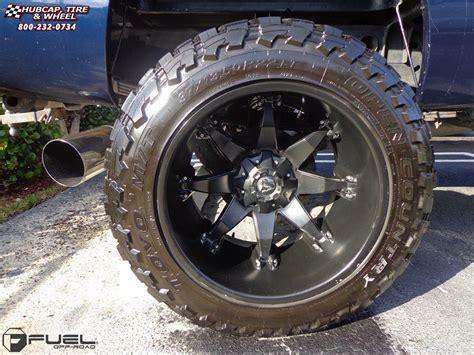 chevrolet silverado  hd fuel octane  wheels matte