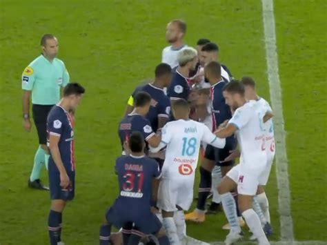 Marsella se lleva un clásico caldeado contra el PSG