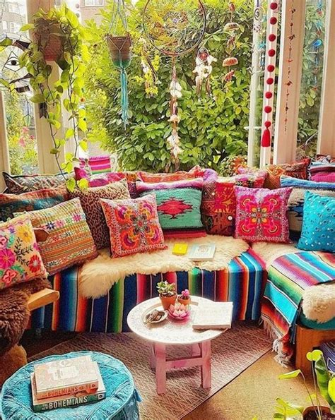 This home decor theme is full of culture, character and comfort. 20 Best Bohemian Living Room Decor Ideas for 2019 - Ethinify