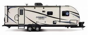 Connect C261rb Lightweight Travel Trailer