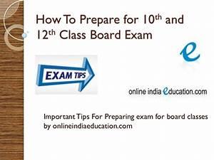 How To Prepare ... Preparing Exam Quotes