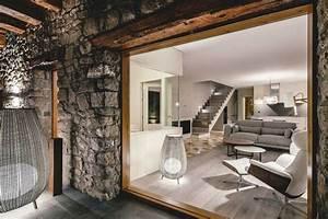 renovation de maison de campagne par dom arquitectura With renovation maison de campagne