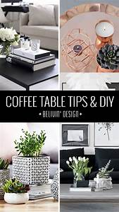29 tips for a perfect coffee table styling belivindesign With tips on finding the perfect coffee table