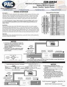 Pac Tr7 Wiring Diagram