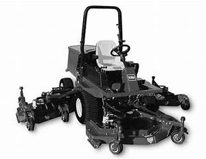 Toro Groundsmaster 4000-d Service Repair Manual Download
