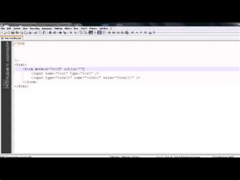 php basics html forms php form handling