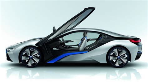 best fuel efficient sports cars bmw i8 concept combines high performance of a sports car