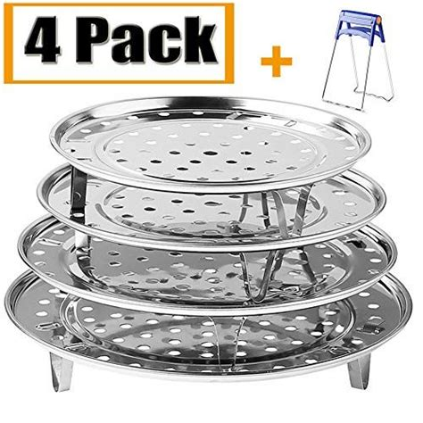 stainless steel steamer rack      diameter steaming rack stand