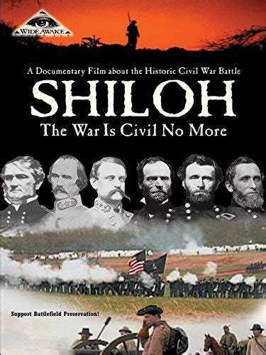 Amazon.com: Shiloh: The War is Civil No More: Richard Ward