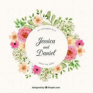 fleurs de printemps couronne couronnes florales With affiche chambre bébé avec bouquet de fleurs Á télécharger gratuitement