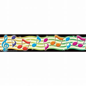 Music Border Clipart - Clipart Suggest