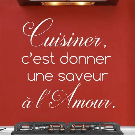 cuisine citation sticker citation cuisine cuisiner c 39 est donner une saveur