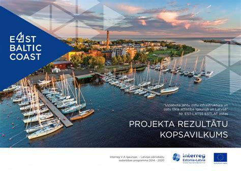 Projekta ESTLAT Harbours rezultāti: uzlabojumi projekta ...