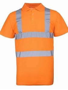 Hi Viz Safety Wear Polo Work Wear Hi Vis Polo