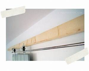 Kleiderstange Wand Holz : schiebet r selber bauen ohne bodenschiene ~ Michelbontemps.com Haus und Dekorationen