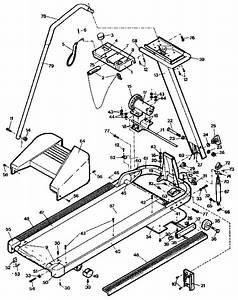 Lifestyler Lifestyler 2808 Treadmill Parts
