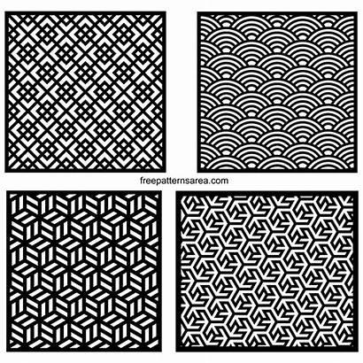 Patterns Geometric Seamless Vector Freepatternsarea Vectors Templates