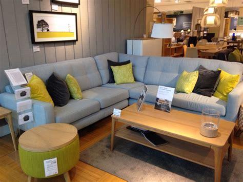 Sofa From John Lewis, Grey Corner Sofa