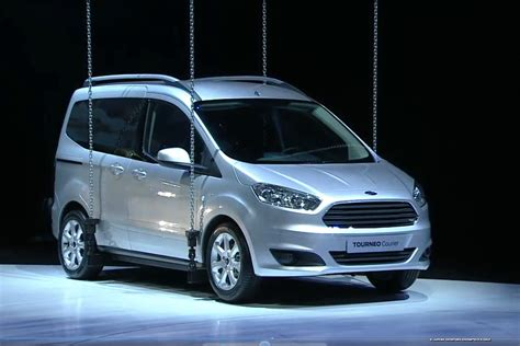 ford courier tourneo the 2014 ford tourneo and transit courier that got away w