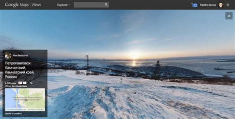 Panoramic Android by Maps Views Pour Publier Et Partager Vos Photo Sphere