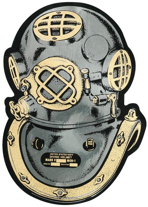 navy diver helmet decal north bay listings