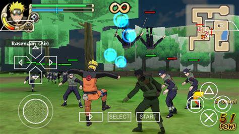 Naruto Shippuden Ultimate Ninja Impact Psp Iso Free