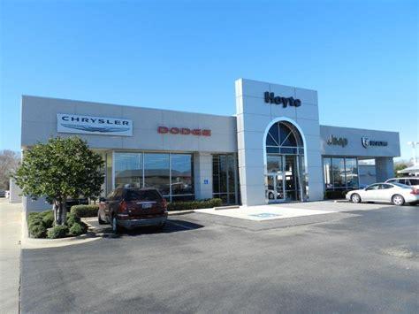 dealership hoyte dodge ram chrysler jeep