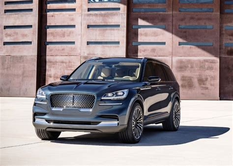2020 Lincoln Aviator Hybrid Release Date And Price
