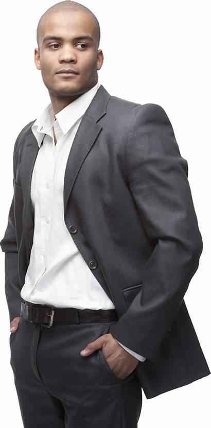 Businessman Director Remove Collar Transparent Worker Person