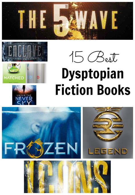 15 Best Dystopian And Post Apocalyptic Fiction Books For