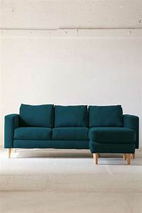 17 best images about mid century modern on pinterest l With quincy chaise sectional sofa