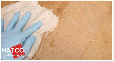 how to seal a travertine tile floor
