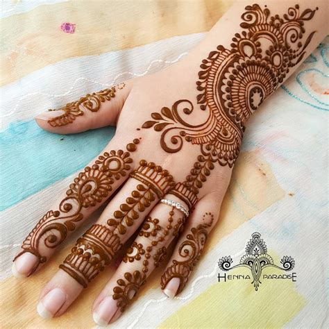 Stylish Mehndi Designs  Henna Designs  By Henna Paradise