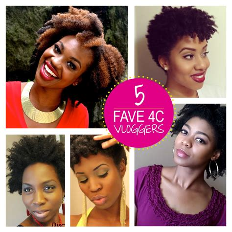 favourite  natural hair vloggers