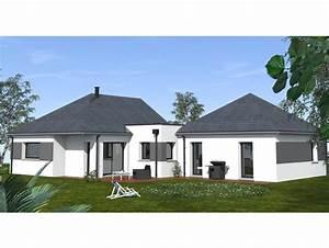 style de maison plain pied With facade maison plain pied