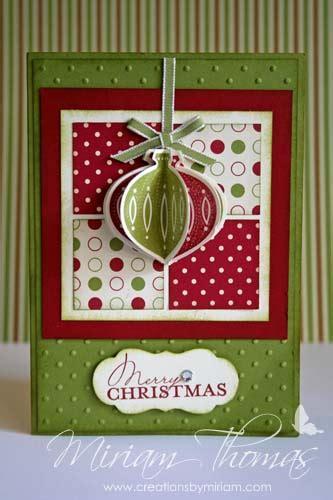 Christmas Card Ideas  Miriam Thomas