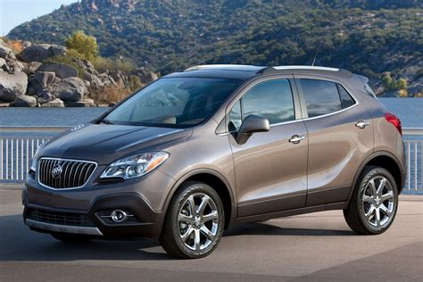 Used Buick Suvs For Sale by Used 2013 Buick Encore For Sale Pricing Features Edmunds