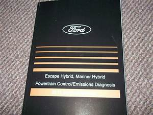 2011 Ford Escape  U0026 Mariner Hybrid Powertrain Control
