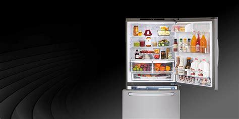 lg bottom freezer refrigerators style efficiency lg usa