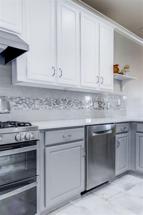 green subway tile kitchen backsplash stunning gray kitchen subway tile gallery best