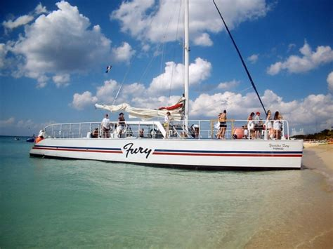 Catamaran In Cozumel by Fury Catamarans Cozumel Quintana Roo