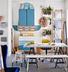 Cuisine Bleue Ikea : coup de torchon ~ Preciouscoupons.com Idées de Décoration