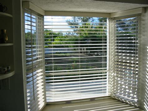blinds for bay windows treatments for bay window blinds