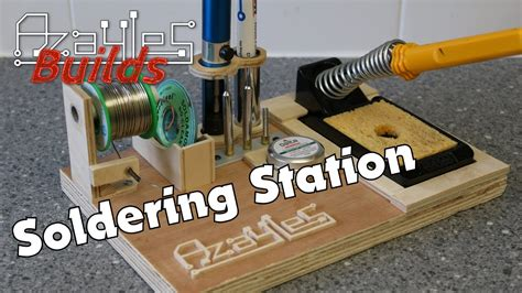 All In One Soldering Station Youtube