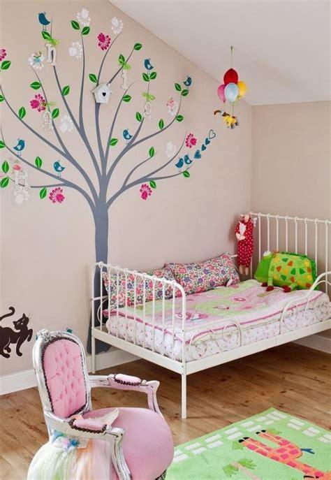 Kinderzimmer Mädchen Wandgestaltung by Kinderzimmer Wandgestaltung Farbe