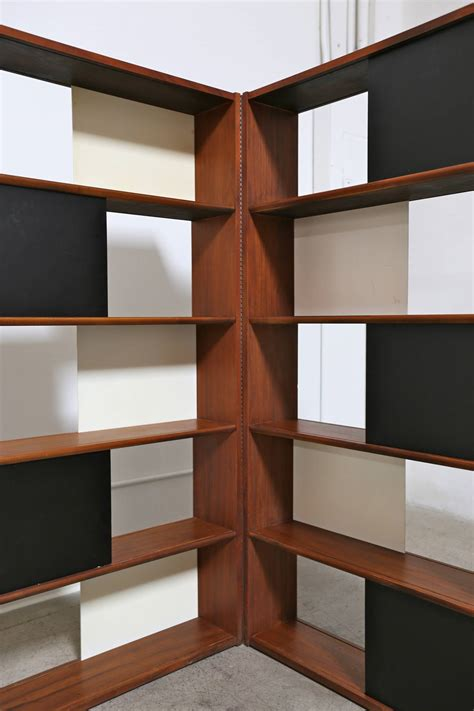 Hinged Bookcase by Hinged Bookcase By Clark At 1stdibs