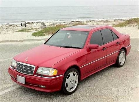 Buy Used 1996 Mercedes Benz C36 Amg Excellent Condition