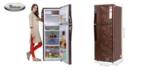 Whirlpool 265 L Frost Free Double Door Refrigerator (Neo